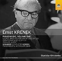 エルンスト・クシェネク:ピアノ作品集 第1集