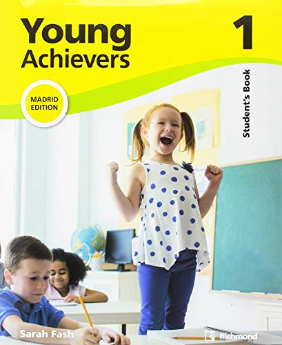MADRID YOUNG ACHIEVERS 1 STD'S PACK