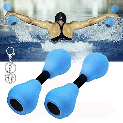 N/Z Aquatic Exercise Dumbells 1Pair Water Aerobic Exercise Foam...
