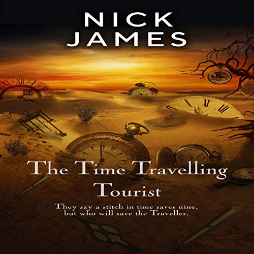 The Time Travelling Tourist cover art