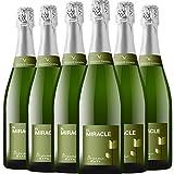 El Miracle Cava Brut Ecológico 6 Botellas - 750 ml