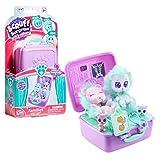 Scruff-a-Luvs- Scruff Surprise Vet Rescue - Oso Polar para Familia (Moose Toys 30084)