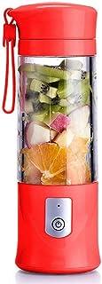 Juicer MachinesSusb Sécurité électrique Coupe-presse-agrumes, mini portable rechargeable / Jusing Mélangeur de mélange de ...