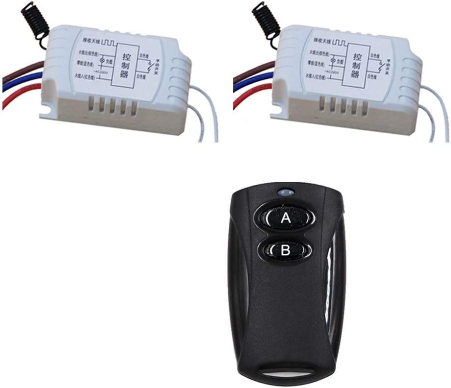 Simple and Practical Challenge the lowest price AC220VWireless Smart Ranking TOP3 Remote Control Switch
