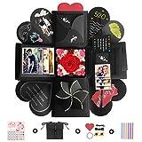 Camelize Kreative Überraschung Box, Explosions-Box,DIY Geschenk Scrapbook,Handgemachtes Faltendes...