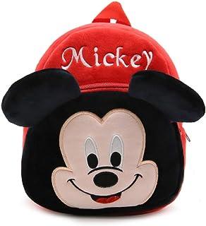 Mochila de Mickey, Mochila Guardería, Toddler Kids Mochila Escolar para Niños Pequeños, Mochila para 2-5 años
