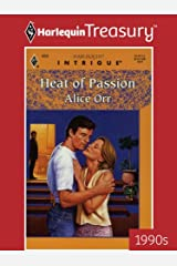 HEAT OF PASSION Kindle Edition