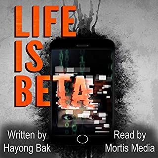Life Is Beta audiobook cover art