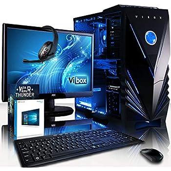 Vibox - Extreme 6, Ordenador PC Gaming, con Juego War Thunder ...