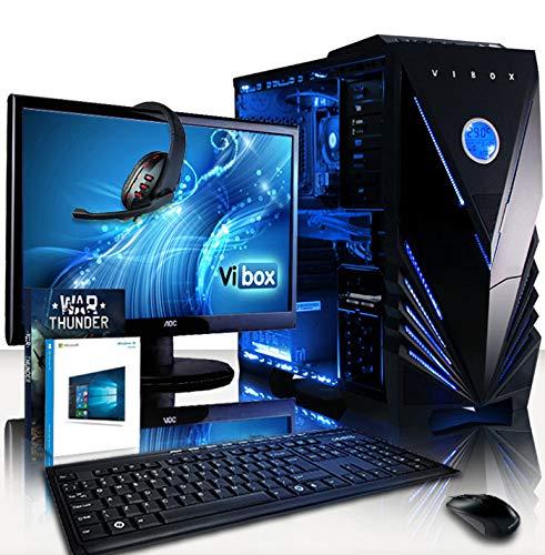 Vibox - Extreme 6, Ordenador PC Gaming, con Juego War Thunde