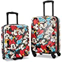 American Tourister 2 Piece Roll Aboard Luggage Set
