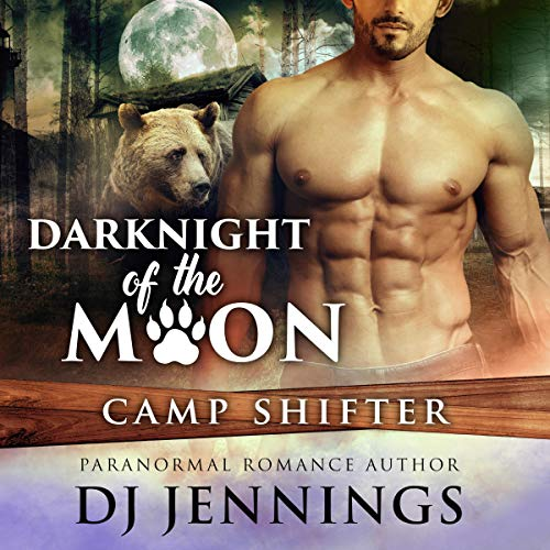 Couverture de DarkNight of the Moon: Second Chance Fated Mates Romantic Comedy