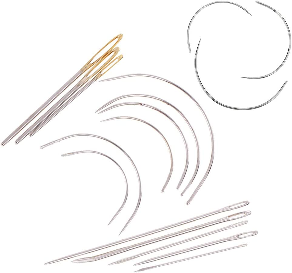 DYNWAVE Pack of 17 Asssorted Heavy Sewing Duty Max 66% OFF Kit specialty shop Needles Hand