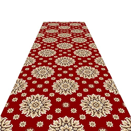 Hall Runner Rugs for Hallway, Soft, Non Skid, Machine Washable Carpet Runners, Kitchen Rug Runners with Rubber Backing (Size : 100X400cm)