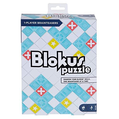 Mattel Games GDJ86 Blokus One, Strategiespiel