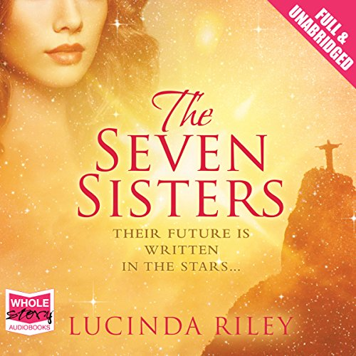 The Seven Sisters audiobook cover art