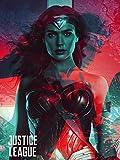 777 Tri-Seven Entertainment Wonder Woman Poster Justice
