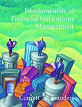 Fundamentals Of Financial Institutions Management