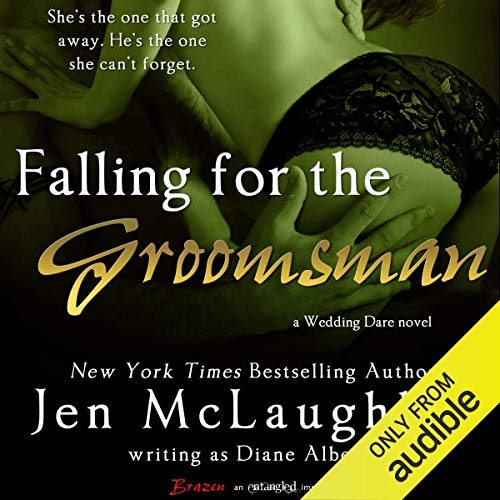 Falling for the Groomsman cover art