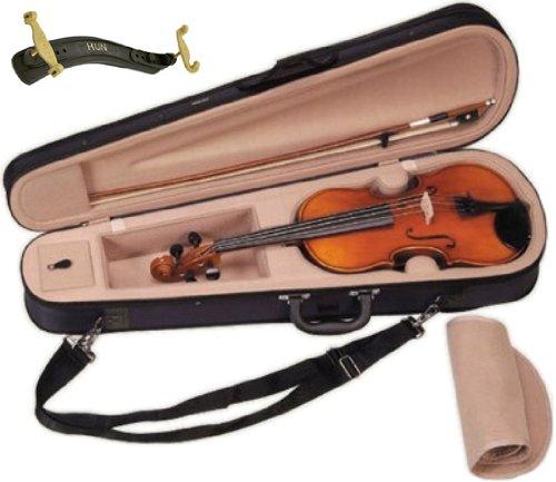 【KUN肩当付6点セット】SUZUKI(鈴木/スズキ) バイオリン No.230 3/4サイズ