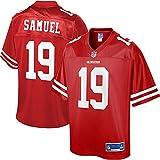 NFL PRO LINE Men's Deebo Samuel Scarlet San Francisco 49ers Team Player Jersey