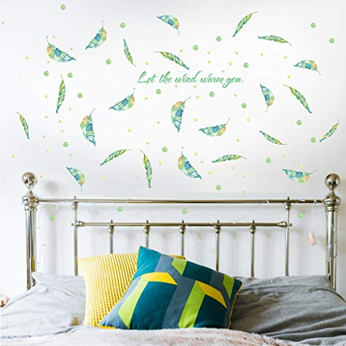 Wandaufkleber, DIY Family Home Wall Sticker Removable Wandbild Decals Vinyl Art Room Decor Home Decor Big Sales Mehrfarbig, für Ostern