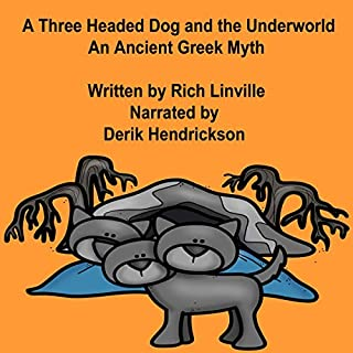 A Three Headed Dog and the Underworld cover art