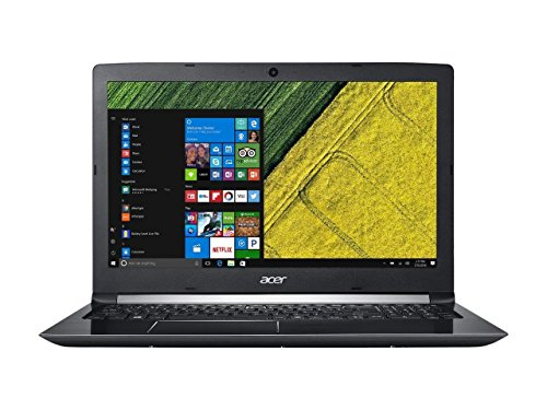 "2018 Flagship Acer Aspire 15.6"" Full HD Business Laptop, Intel Core i3-7100U 2.4GHz 8GB DDR4 256GB SSD Intel HD Graphics 620 802.11ac Bluetooth HDMI Webcam USB Type-C Battery Life up to 7 Hrs Win 10"