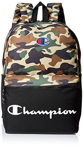 Champion Men's Manuscript Backpack, green, One size