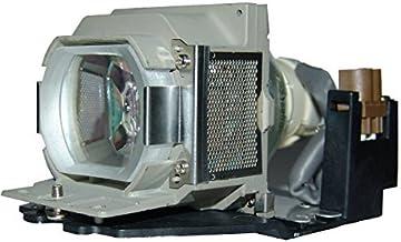 Emazne POA-LMP49//03-000749-01P//610-300-0862//ET-SLMP49 Projector Replacement Compatible Lamp With Housing For Christie LU77 Christie RoadRunner LX100 Christie LX100 Eiki LC-UXT3 Eiki LC-XT3 Eiki LC-XT9