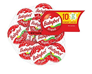 Mini Babybel Cheese, Original, 10 Count