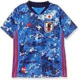 [アディダス] 半袖 ユニフォーム キッズ サッカー日本代表2020ユニホーム GEM06 トゥルーブルー(ED7345) 日本 J130 (日本サイズ130 相当)