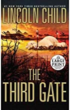 By Lincoln Child - The Third Gate: A Novel (Random House Large Print) (Large Print Edition) (2012-06-27) [Paperback]