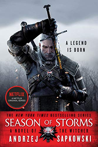 Season of Storms: 8 (Witcher)