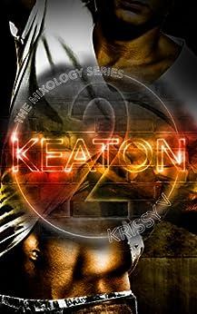 Keaton (Mixology Book 2) by [Krissy V]