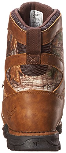 Danner Men's 45017 Pronghorn 8' 1200G Gore-Tex Hunting Boot, Realtree Xtra - 7.5 D