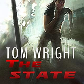 The State audiobook cover art