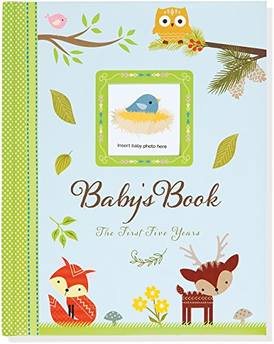 Baby's Book: The First Five Years (Woodland Friends)