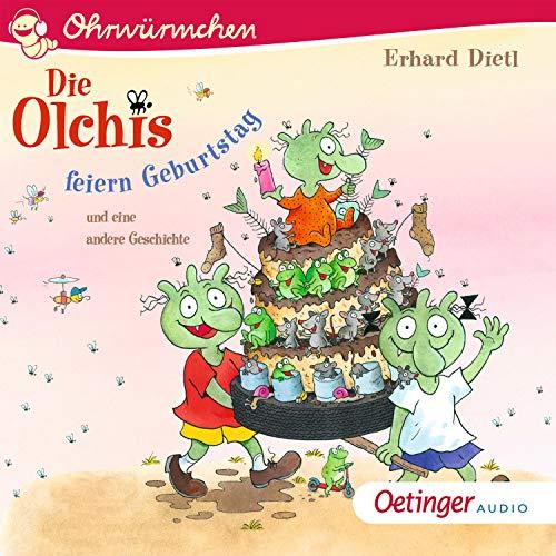 Die Olchis feiern Geburtstag cover art