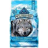 Blue Buffalo Blue Wilderness Denali Dinner with Wild Salmon Venison &...