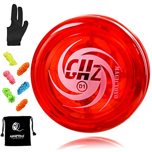 YOSTAR MAGICYOYO D1 GHZ Looping Yoyo Responsive Yoyo Ball for Kids, Beginner Yoyo, Easy to Play and...