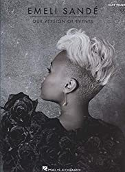 Emeli Sande: Our Version of Events: Easy Piano