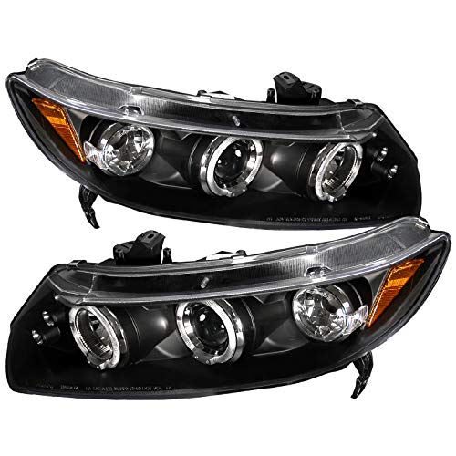 06 chevy halo headlights - 8