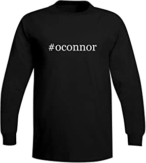 #Oconnor - A Soft & Comfortable Hashtag Men's Long Sleeve T-Shirt