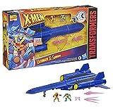 Transformers Generations – Transformers Collaborative: Marvel Comics X-Men Mix, Ultimate X-Spanse – ab 8 Jahren, 21,5 cm Leader-Klasse