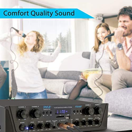 Product Image 7: 500W Karaoke Wireless Bluetooth Amplifier