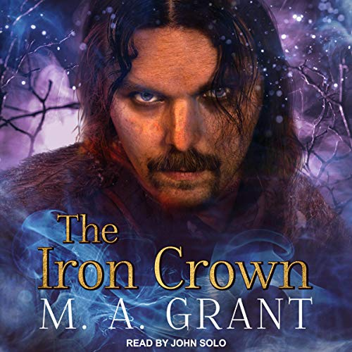 The Iron Crown  By  cover art