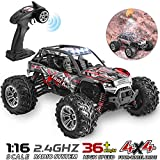 HisHerToy 4WD RC Trucks for Adults IPX4...