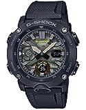 Men's Casio G-Shock Analog-Digital Carbon-Resin Camoflauge Dial Watch GA2000SU-1A