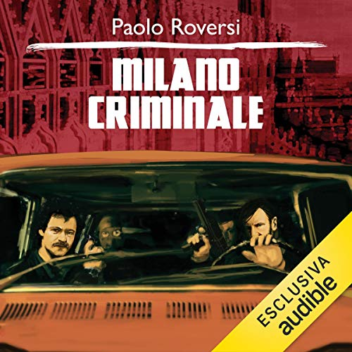 Milano Criminale copertina